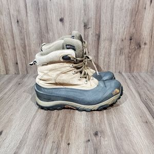 The North Face Mens Warm Waterproof Boots